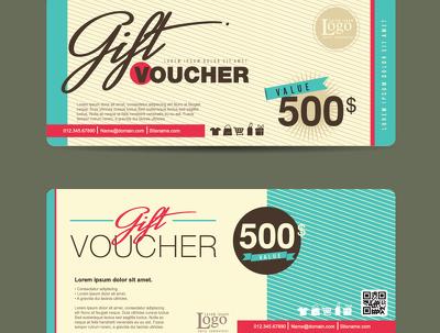 Design a Voucher Card