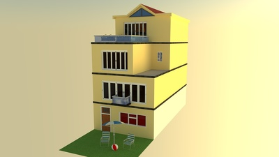 Do 2D Layout Plan & 3D Modelling and 3D Animation of Architectural Drawings & Estimat