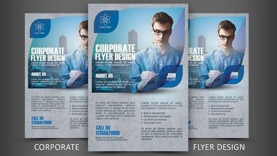 Design Creative Flyer Poster