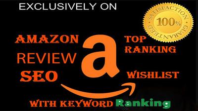 300 SEO Base Wishlist For Amazon Rank your product