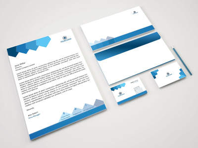 Design PROFESSIONAL letter head