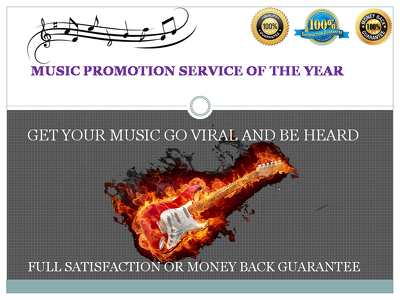 Get your music go viral and be heard