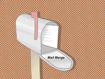 Mail merge upto 250 records to your letters, labels & envelops from Excel to Word
