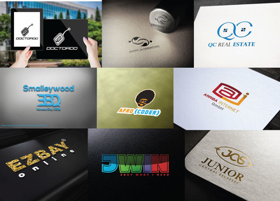 Design bussiness logo + unlimited concepts + unlimited changes + Source Files