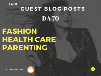Do fashion, health, parenting guest blog post on Selfgrowth.com, Cafemom.com
