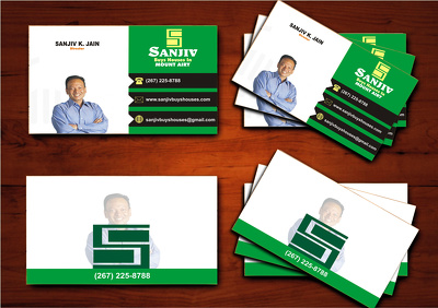 Design a creative business card for you
