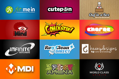 Design 3 vector logo design + Vector files + 24hrs + Unlimited Revisions + Favicon
