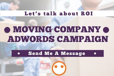 Set Up Moving Company AdWords Campaign