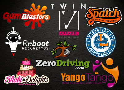 I will design a professional logo with unlimited revisions