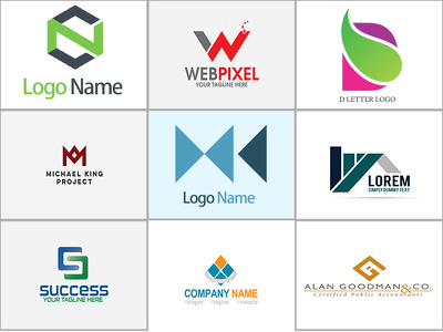 Design a professional logo with unlimited revision