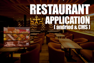 Native Android Restaurant App
