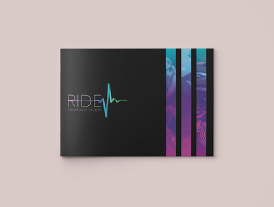 Design a 12 page brochure