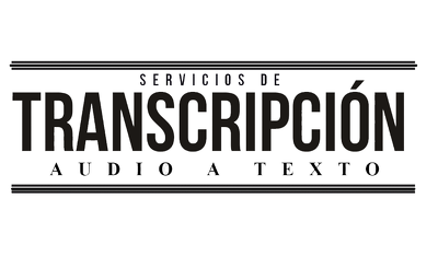 Do a Spanish transcription of an audio or video