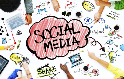 Manage your social media sites for a 70 hours week