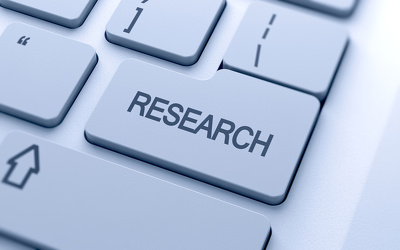 Conduct 1 hour of web based research for business or marketing purposes