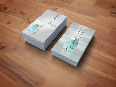 Design 2 side business card with unlimited revisions