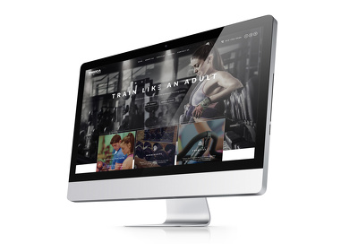 Design and develop responsive e-commerce website