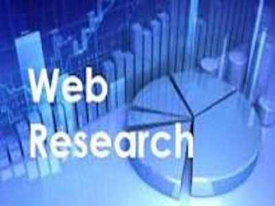 Find your required Data by WEB RESEARCH, (100 Leads)