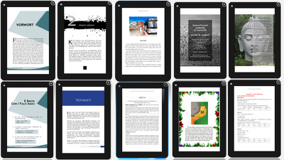 Professionally format your Book for Amazon Kindle Mobi, EPUB and Print