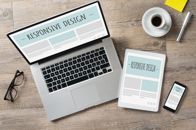 Convert your PSD to a 6 page WordPress website