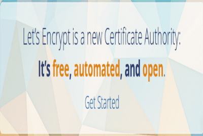 Generate and install Let's Encrypt SSL certificate for your Website