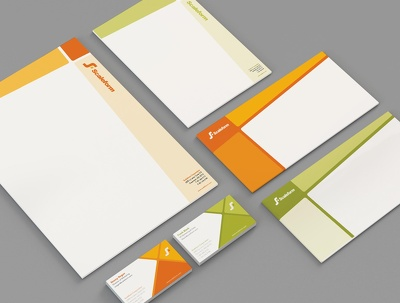 Design a business card, letterhead or envelope with unlimited revisions