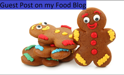 Guest post on my attractive food blog DA35+
