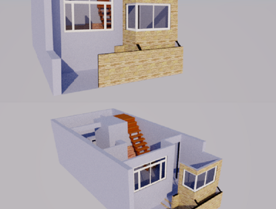 Make 3D Modeling in Sketchup, AutoCAD or Revit