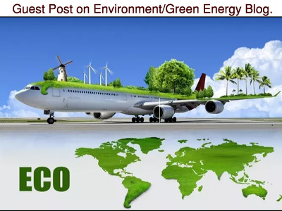Give you a guest post on our Environment, Eco, Energy And Green Living Niche Blog