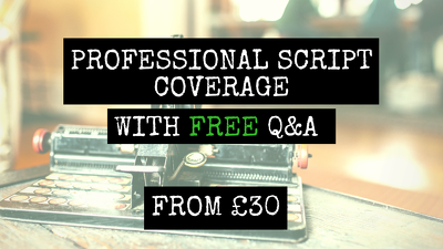 Provide professional script coverage