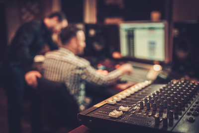 Do audio branding for corporate video or on hold phone music.