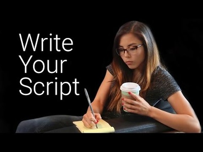 Write your  30  page movie  script