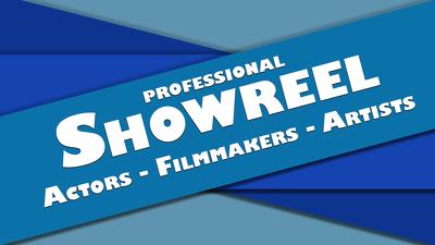 Edit your professional showreel