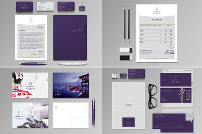 *PREMIUM* Complete Brand Identity (Unlimited Revisions & Concept)