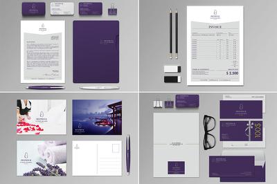 *PREMIUM* Complete Brand Identity (Unlimited Revisions & Concept)
