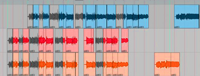 Vocal & dialogue editing (10 minutes max vocal audio tracks)