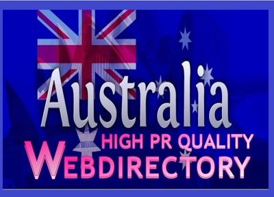 Promote your website in 40 Australia High PR Web Directory Submissions