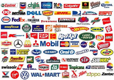 Corporate Brand Identity (Logo).