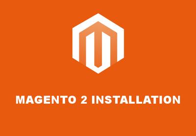 Magento 2 installation