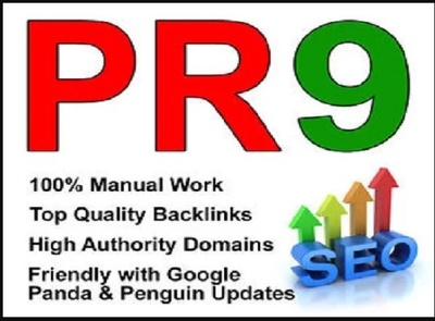 I Will Manually Create 50 PR9 Authority Profile Backlinks
