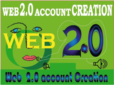 Do Account Creation on top Web 2,0 Sites