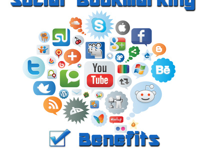 Create 50+ Strong SEO Social Bookmarks on top sites