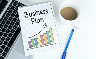 Create Business Plan Report And Financial Analysis Spreadsheet