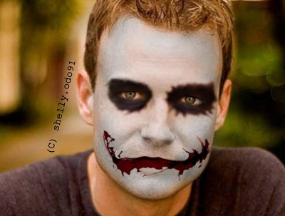 Turn your photo into The Joker (perfect for avatars)
