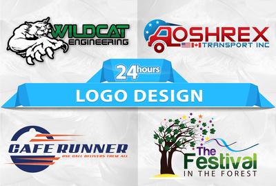 Design Trendy Professional Creative Business LOGO