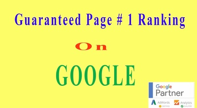 Offer White hat SEO, Organic SEO - Guaranteed Ranking