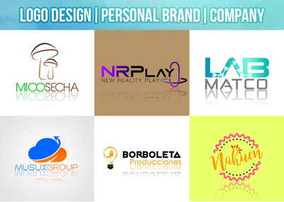 Design your Logo Business with 3 samples unlimited revisions in 1 day