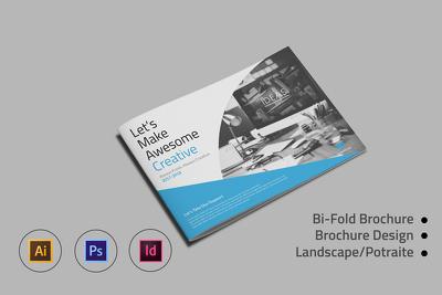 Design Bi-Fold & Tri-Fold Brochure