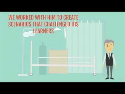 Design you an eLearning template for Lecctora or Articulate