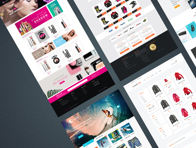 Design & Develop Professional Responsive SEO Friendly WordPress eCommerce Website